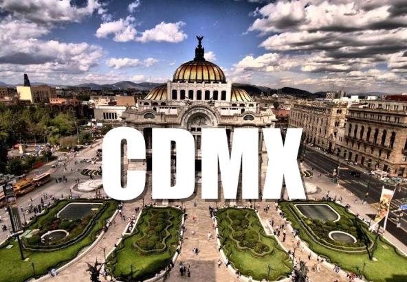 Mayo Vuelos directos Madrid - Ciudad de México desde 379€