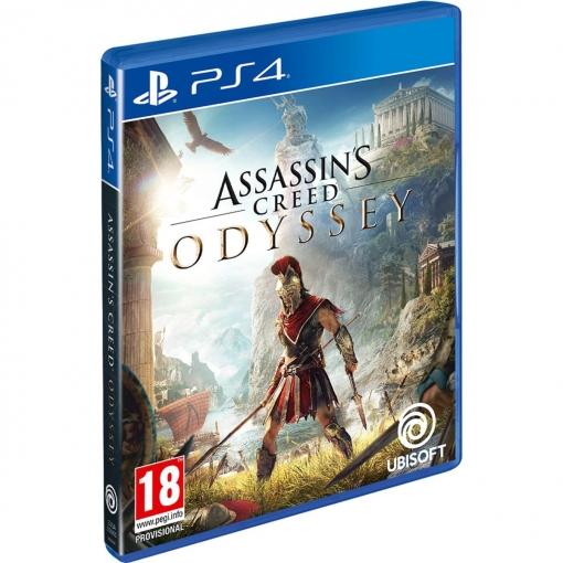 ASSASSINS CREED ODYSSEY PS4+ CUPÓN DE 3,58€