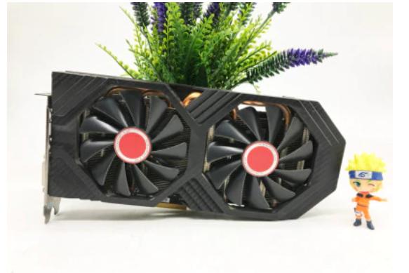 AMD Radeon RX 580 de ¡8GB! por primera vez por debajo de los 100€