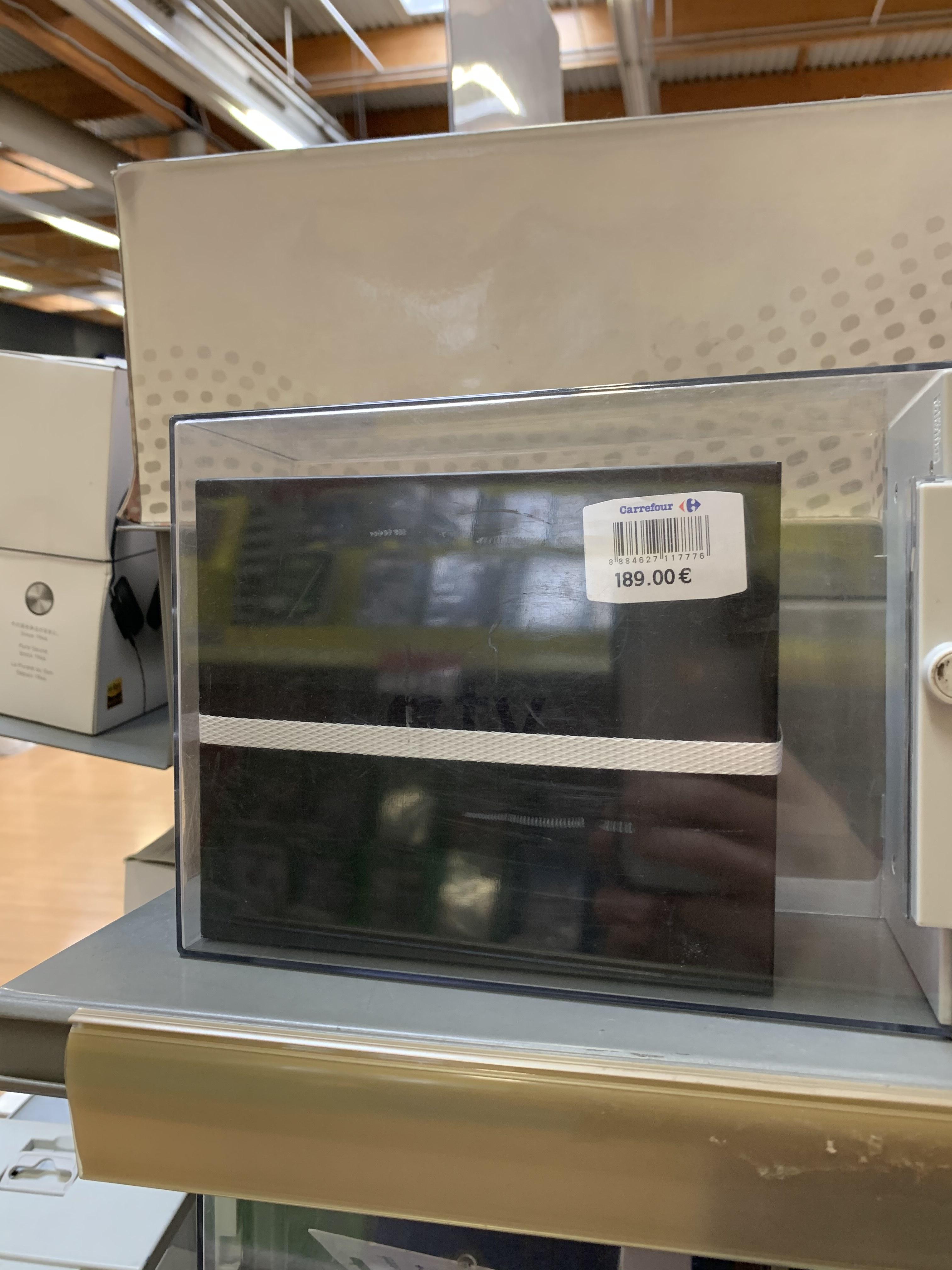 Apple TV MGY52Y/A 4ªGen 32GB (Carrefour Murcia)