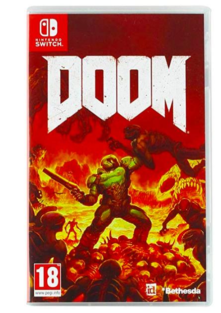 Doom - Nintendo Switch [Importación francesa]