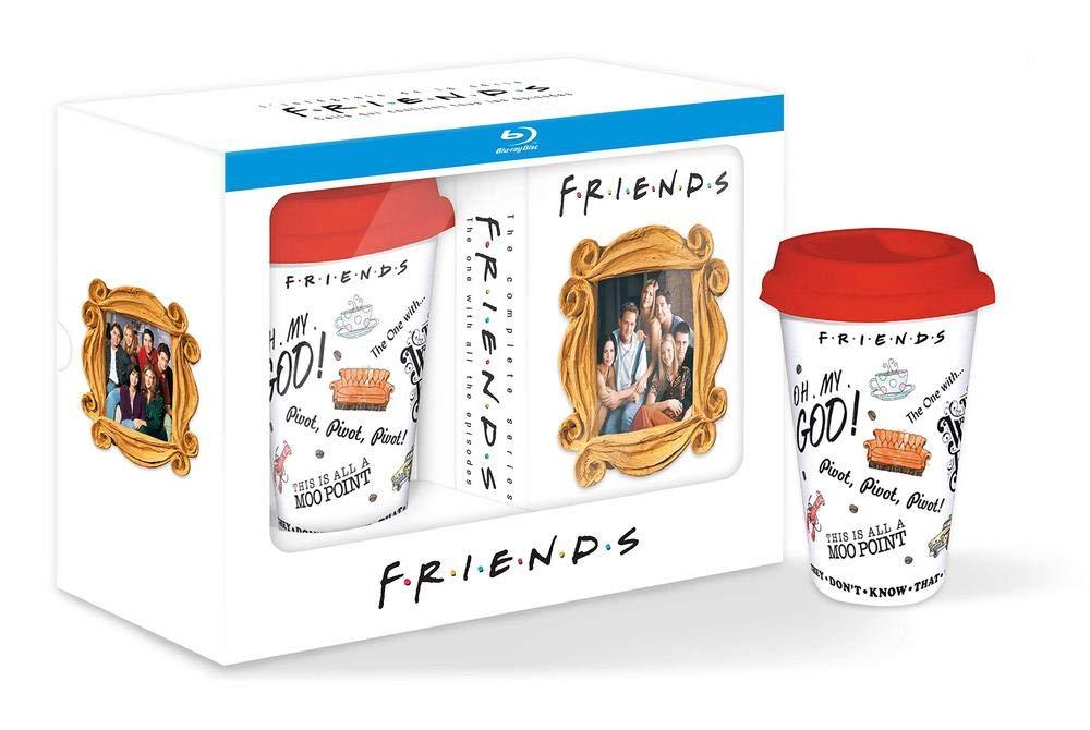 Pack Serie Completa Friends - Edición 25º Aniversario (Blu-Ray)