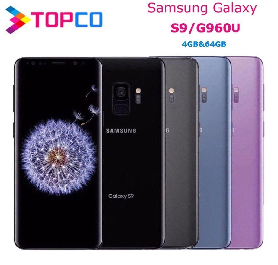Samsung Galaxy S9 G960U Snapdragon 845 Octa Core 4GB/64GB