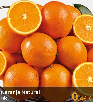 Naranjas, el kilo - Supermercados Gadis