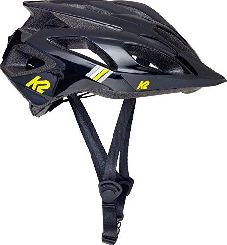 K2 Casco Unisex de Color Negro talla L