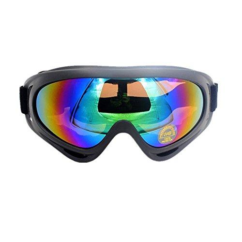 Gafas de esquí con protección UV 400 [PLUS]