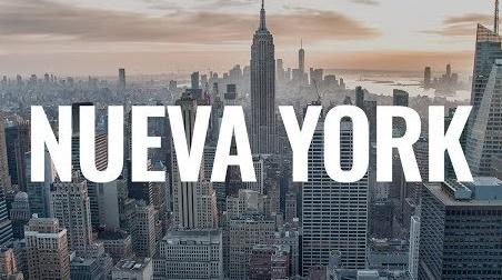 Marzo Vuelos desde Barcelona a Nueva York desde 126€ ida y vuelta