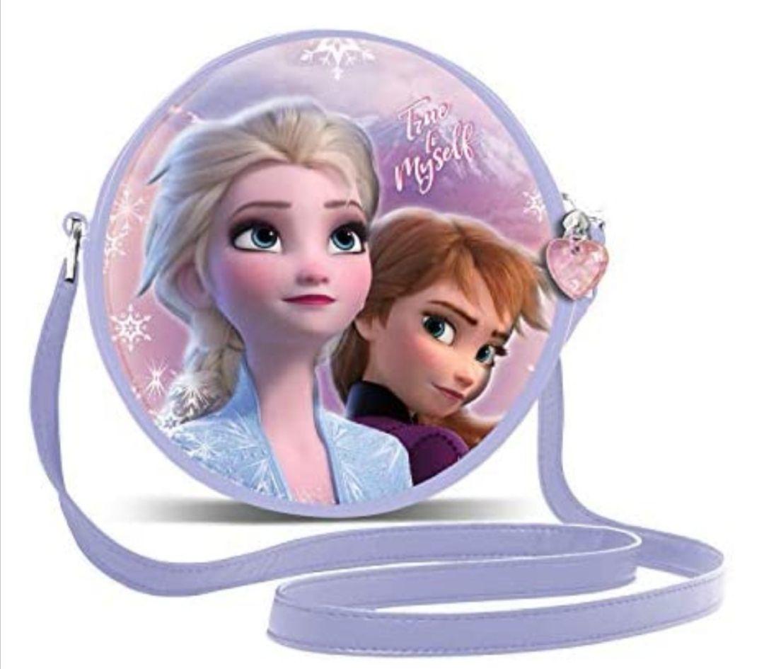 Frozen Wind-Bolso Redondo 3D