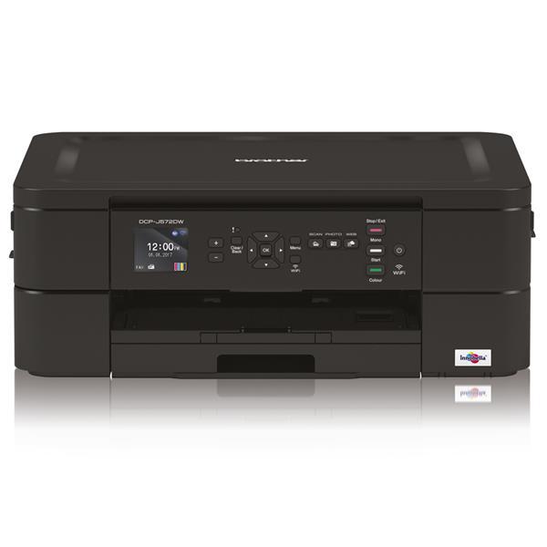 Impresora multifunción Brother DCPJ572DW en OFERTA