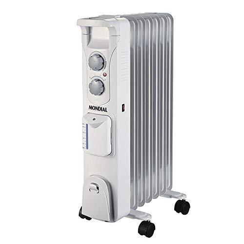 radiador Mondial A14 de 2.000W con humidificador y termostato regulable