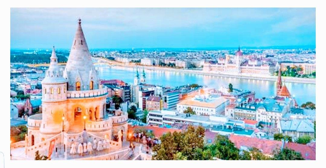 Budapest: 4 días en hotel 4*+vuelos desde 199€ por persona hasta octubre 2020.