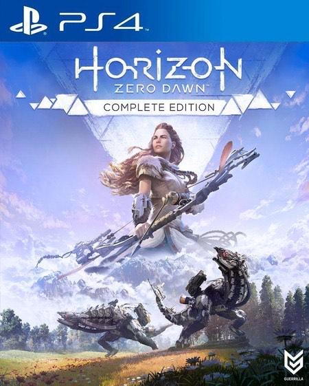 Horizon Zero Dawn Complete Edition PS4 (US) por solo 3,29€