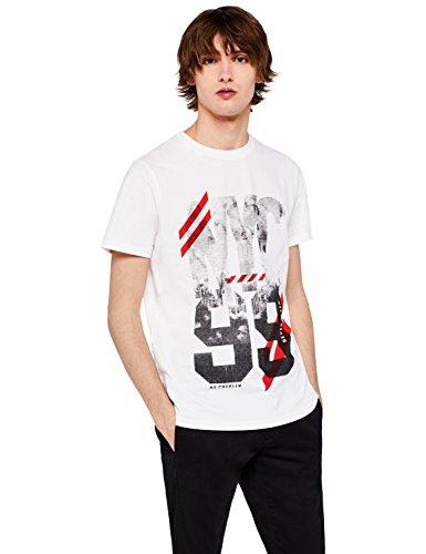 Camiseta Find Estampada NYC 99 Hombre