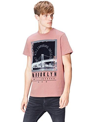 Camiseta Find estampada para hombre.