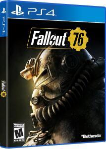 Fallout 76 (PS4, Físico, AlCampo)