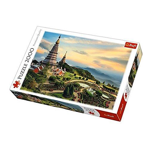 Puzzle Bajkowe Chiang Mai 2000 piezas