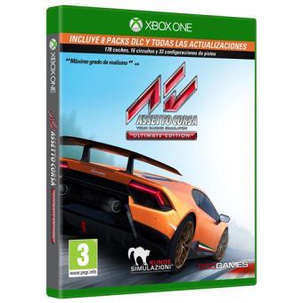 Assetto corsa edición ultimate xbox one