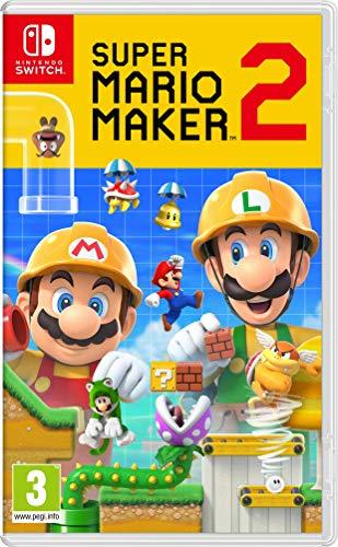 Super Mario Maker 2 para Nintendo Switch en Amazon Francia