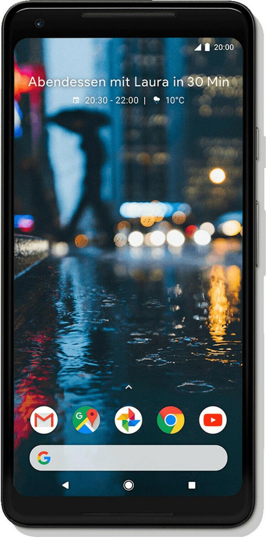 Google Pixel 2 XL 64gb (quemado en pantalla)