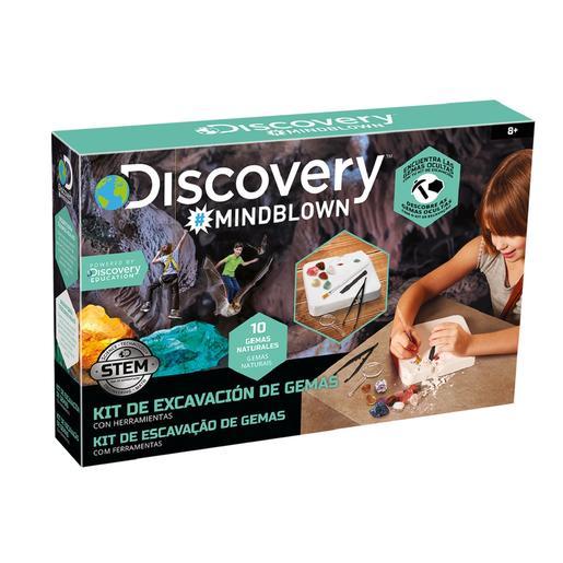 Discovery - Kit de Excavación Gemas OFERTA FLASH -70% (72H)