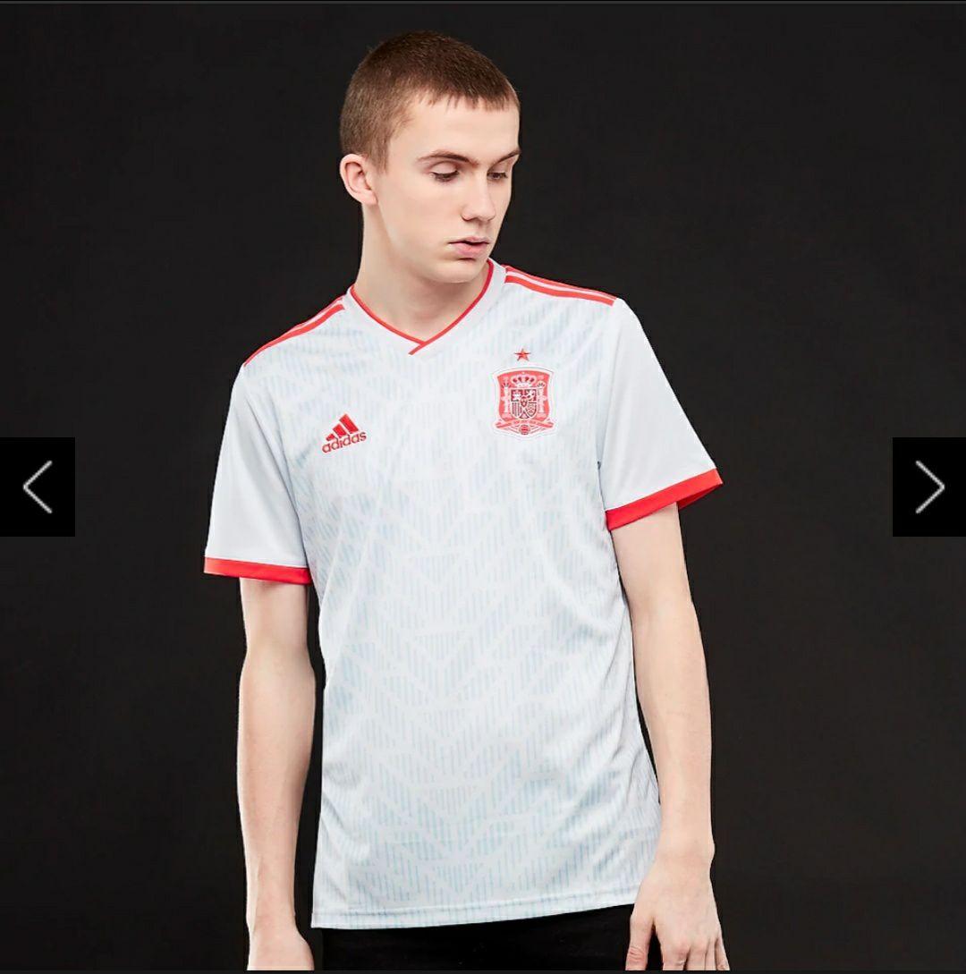 Camiseta España 2018 segunda equipación