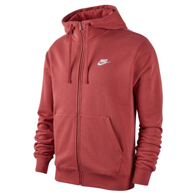 Sudadera Nike tejido French Terry