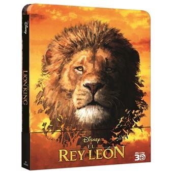 El rey leon steelbook por 15€