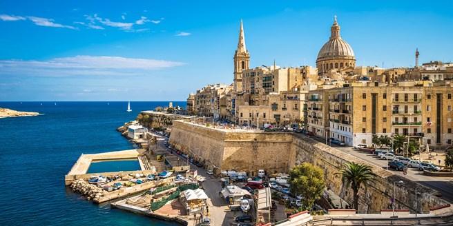 Malta 149€/p= 3 noches en hotel 4* con desayuno + vuelos