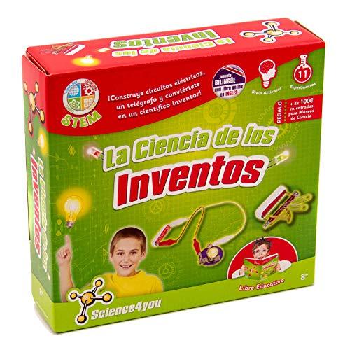 La ciencia de los inventos solo 4€