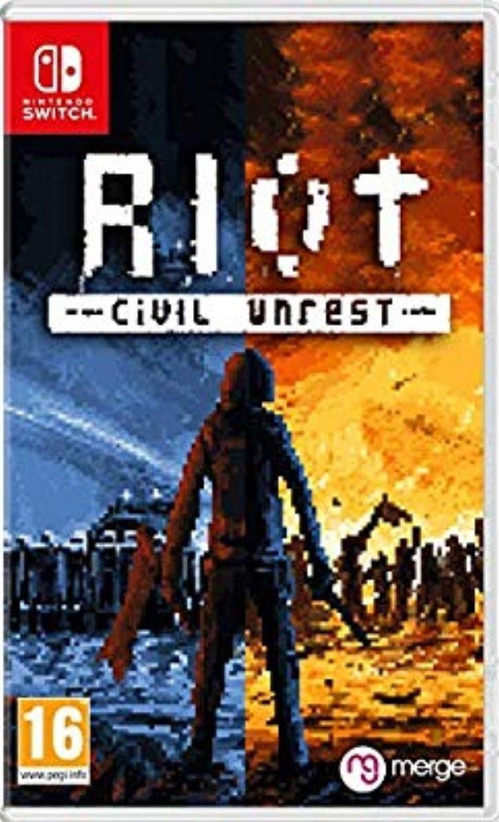 Riot: Civil Unrest - Nintendo Switch [Importación inglesa]