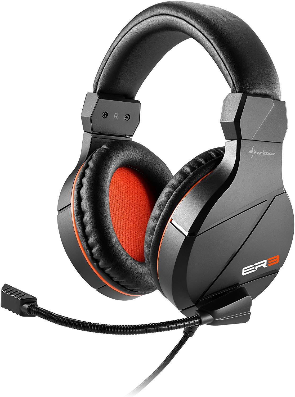 "Sharkoon ER3 - Auriculares Gaming Reaco ""como nuevo"" Amazon"