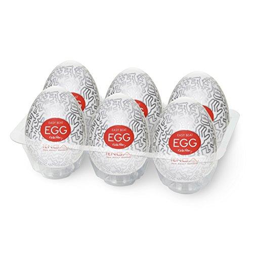 Media docena de huevos Tenga
