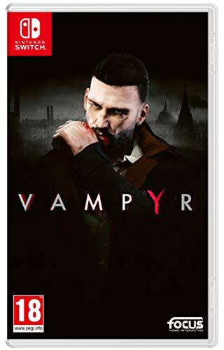 Vampyr para switch última unidad!