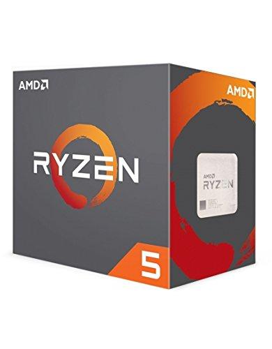 AMD Ryzen 5 1600x 3.6GHz - Procesador
