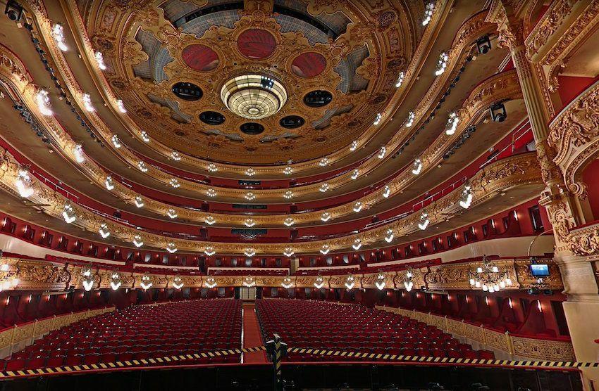 Gratis Archivos y Material Gráfico Teatro Liceo