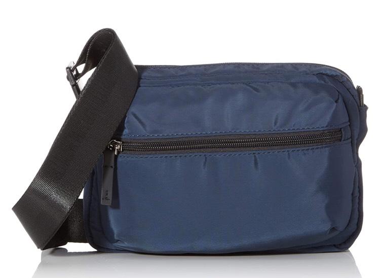 Bolso de hombro Clarks (Color Azul)