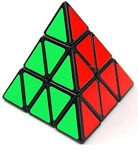 Cubo de rubik piramide