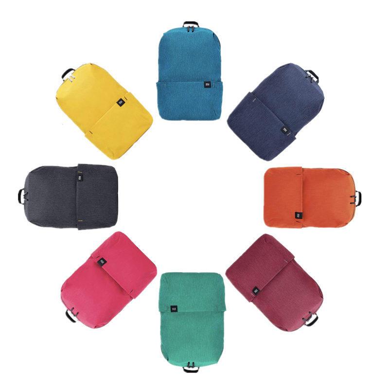 Vuelve la OFERTA mochila Xiaomi de 10 litros varios colores.