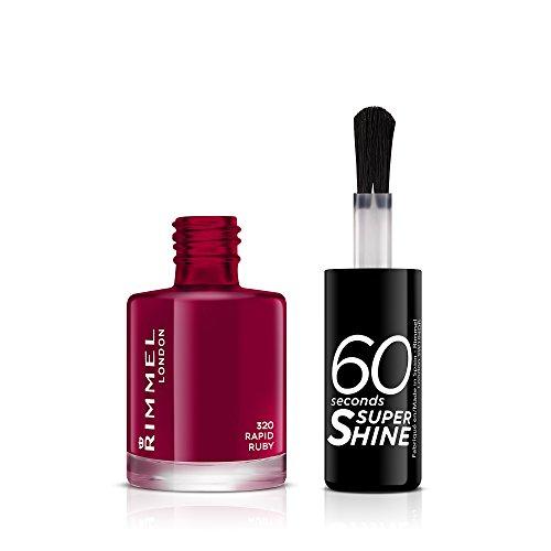 Rimmel 60 Segundos Super Shine [Varios colores]