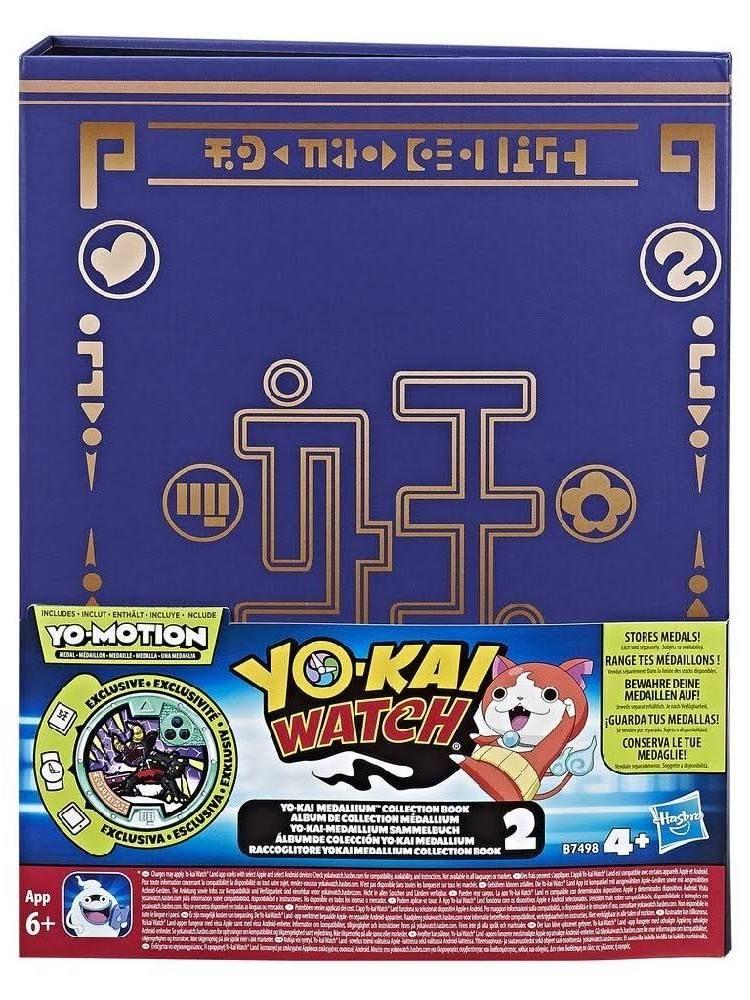 Yo-kai Watch Kai Álbum colección Medallium