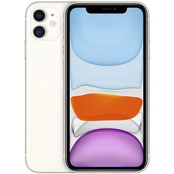 Apple iPhone 11 6,1'' 256GB Blanco (Reacondicionado)