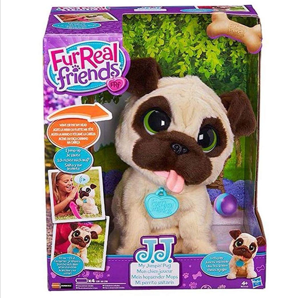 FurReal Friends JJ, mi perrito saltarín