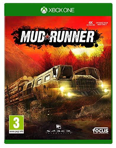 Mud Runner Xbox one a buen precio (físico)