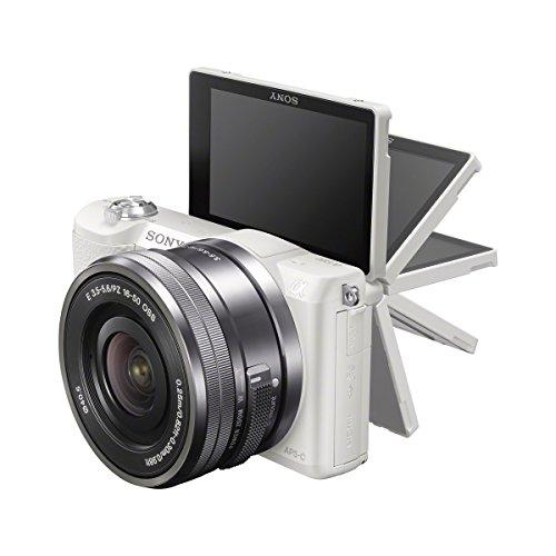 Sony ILCE-5100 BLANCO