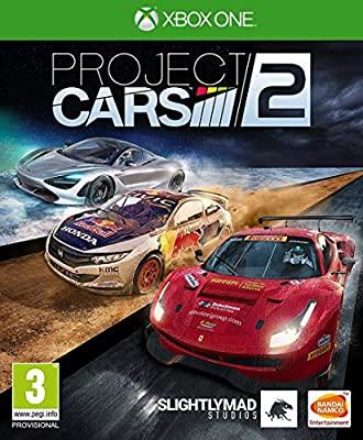 Project Cars 2 Xbox one a buen precio(físico)
