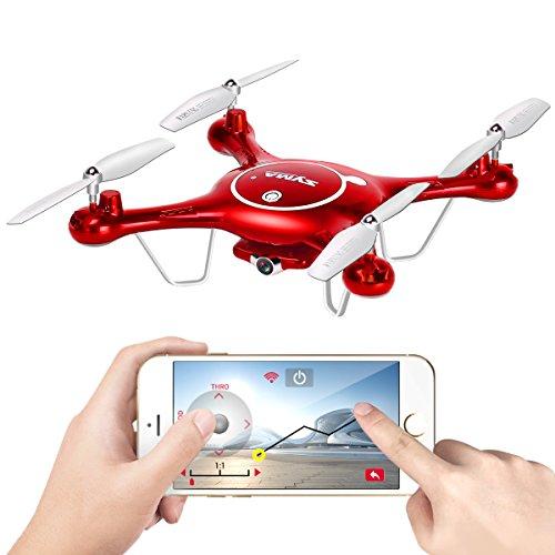 Dron FPV Syma X5UW