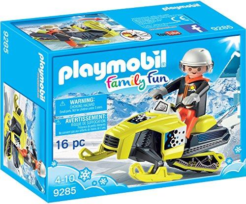 PLAYMOBIL | Moto de nieve