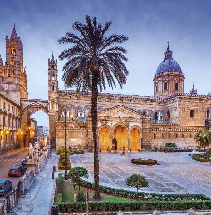 FEBRERO Sicilia en hotel 4* con desayuno y vuelos desde Valencia solo 135€ por persona