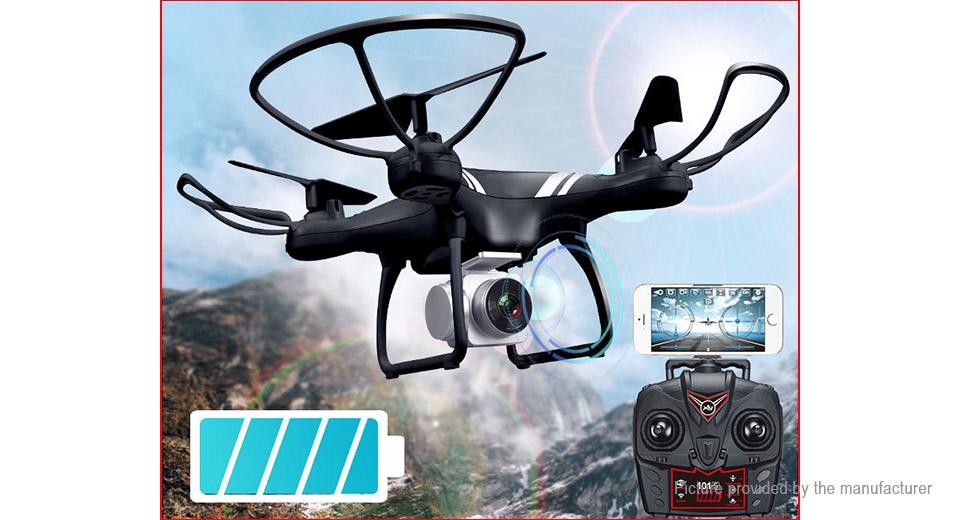 Dron FPV con bateria de larga duracion (1800mah)