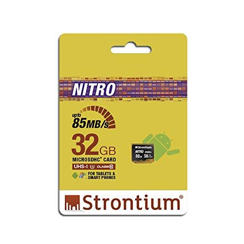 Tarjeta Micro SD (32 GB, 1 Unidad) 85 MB/s